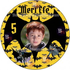Batman Temalı Sticker - ET96